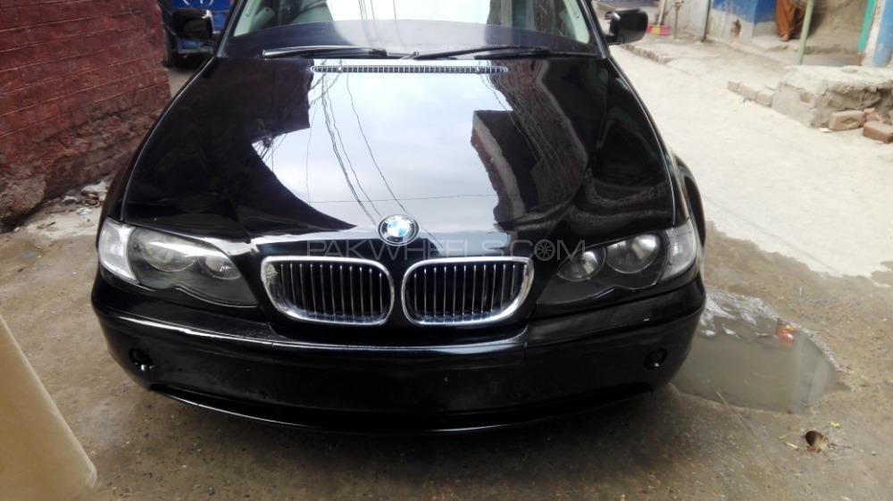 BMW 3 Series 325i 2004 Image-1
