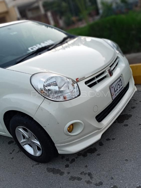 Toyota Passo - 2013  Image-1