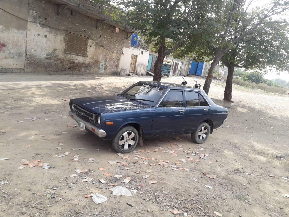 Datsun 120 Y - 1978 datsun 120y 1978 Image-1