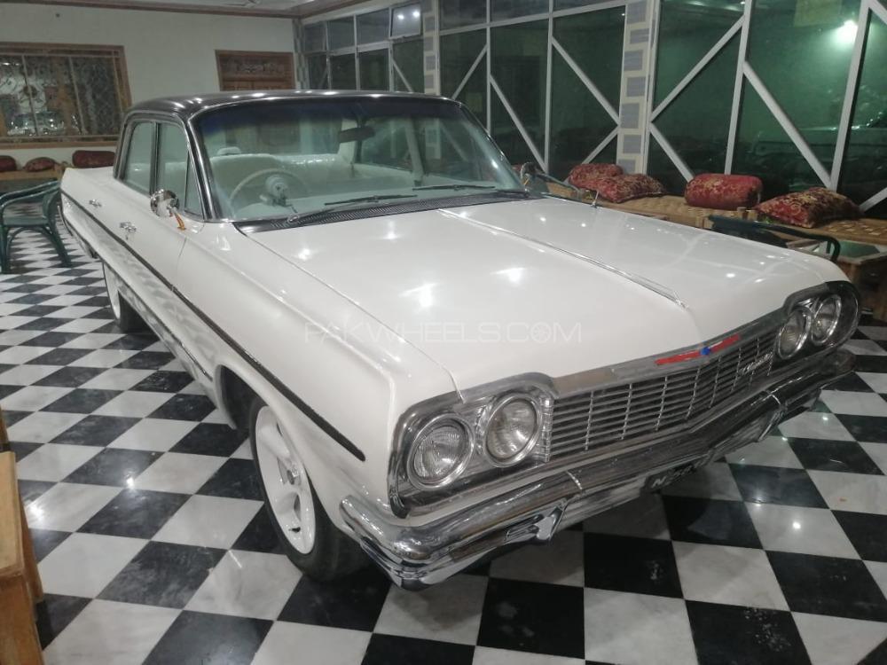 Chevrolet Impala - 1963  Image-1