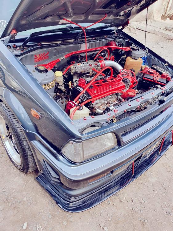 Toyota Starlet - 1986  Image-1