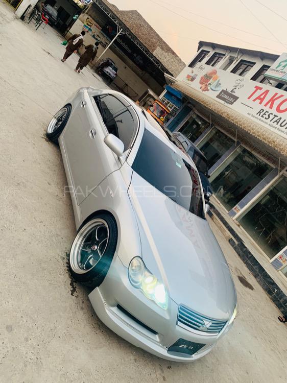 Toyota Mark X - 2004  Image-1