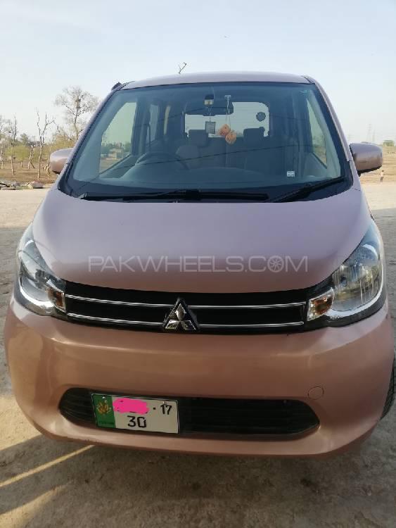 Mitsubishi Ek Wagon G Safety Plus Edition 2014 Image-1