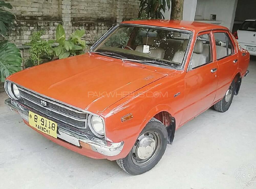 Toyota Corolla - 1978 Rolla Image-1