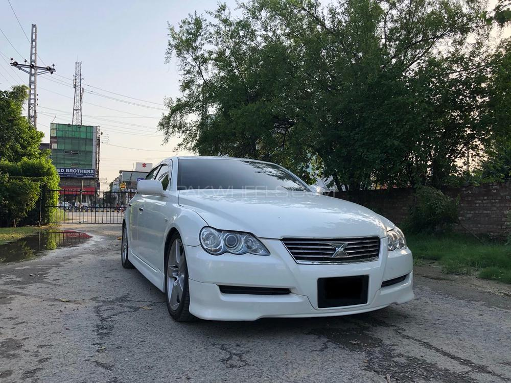 Toyota Mark X 250G S Package 2004 Image-1