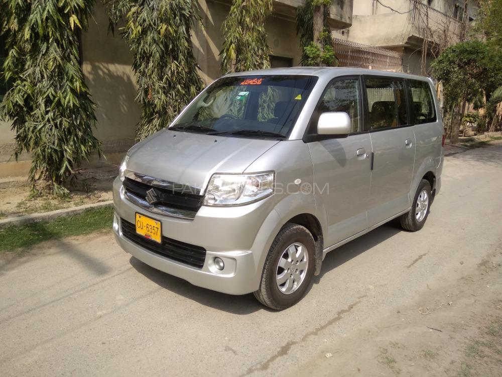 Suzuki APV 2013 Image-1