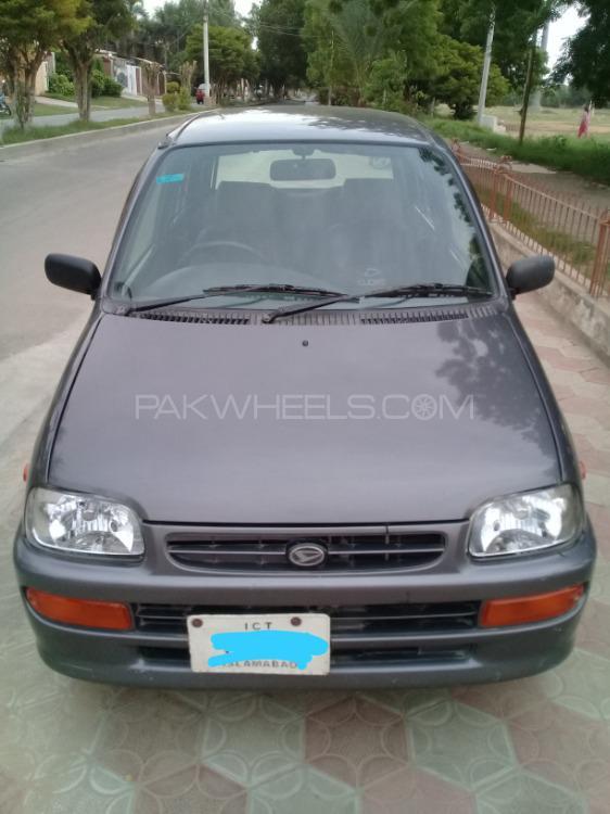 Daihatsu Cuore CX 2012 Image-1