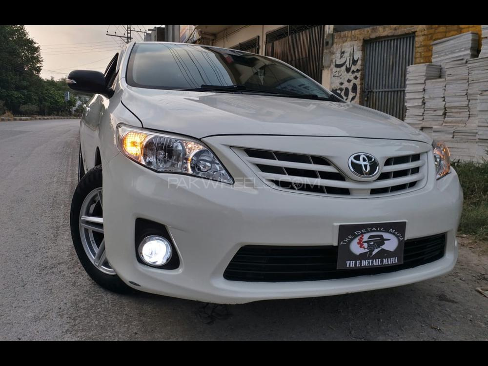 Toyota Corolla GLi 1.3 VVTi Special Edition 2014 Image-1