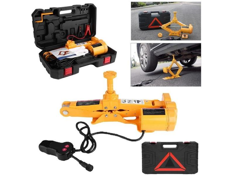 Electric Jack With Tool Kit Sos Kit For 2 Ton Hydraulic Jack in Lahore
