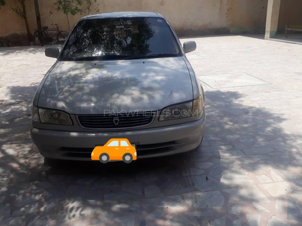 Toyota Corolla SE Limited 1997 Image-1