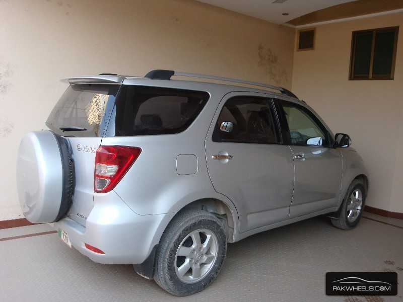 Daihatsu Terios 4x4 2010 For Sale In Lahore