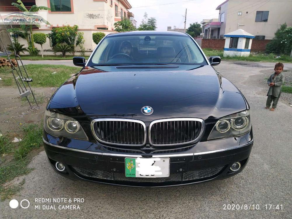 BMW / بی ایم ڈبلیو 7 سیریز 740i 2005 Image-1