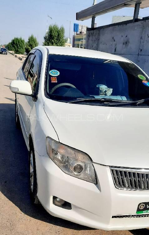 Toyota Corolla Axio Luxel 1.8 2007 Image-1