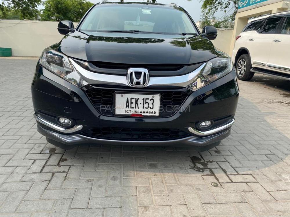 Honda Vezel Hybrid X Honda Sensing 2014 Image-1