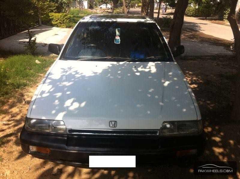 Honda Accord EX 1988 Image-5