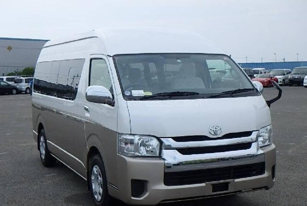 Toyota Hiace TRH 224 2015 Image-1