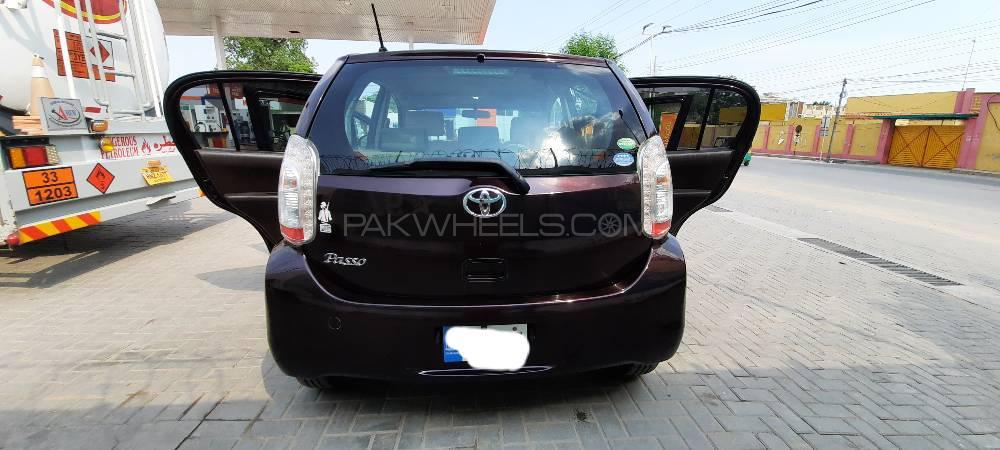 Toyota Passo 2016 Image-1