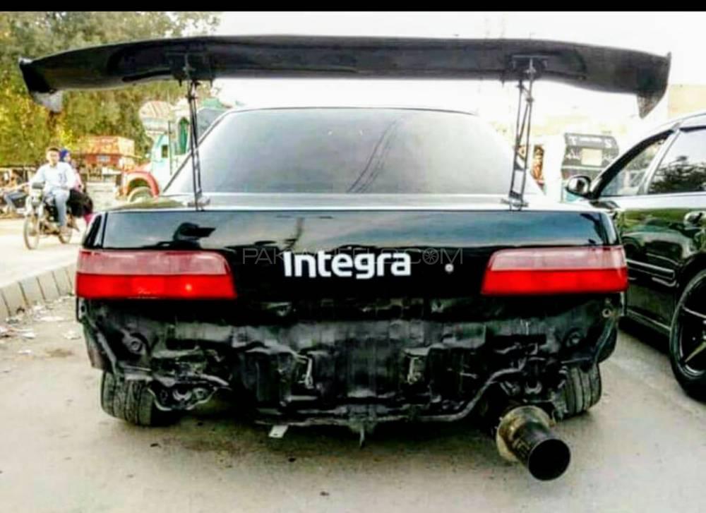 Honda Integra - 1993  Image-1