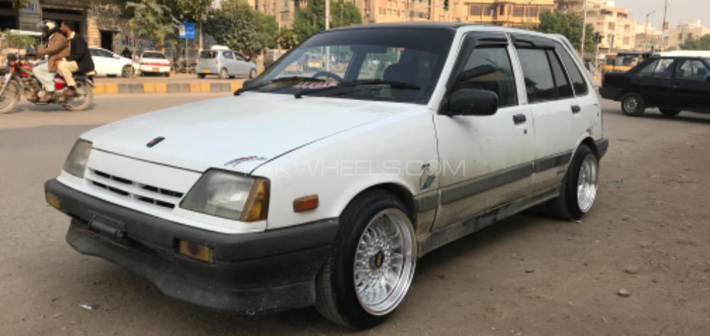 Suzuki Swift - 1987  Image-1