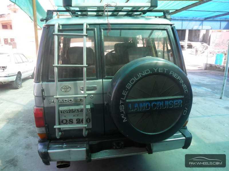 Toyota Land Cruiser 1992 Image-4