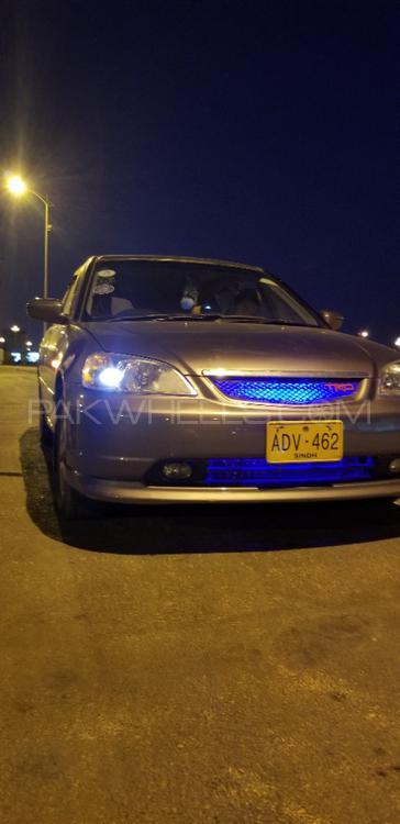 Honda Civic - 2002  Image-1