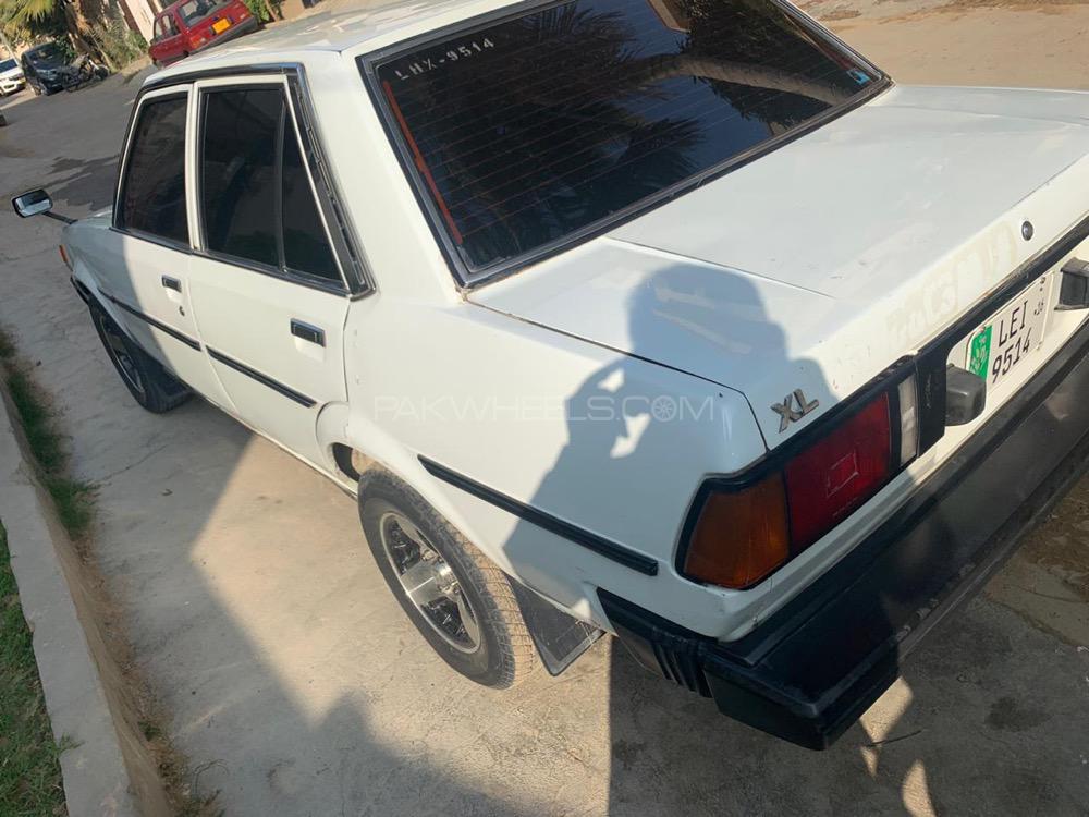 Toyota Sprinter - 1982  Image-1