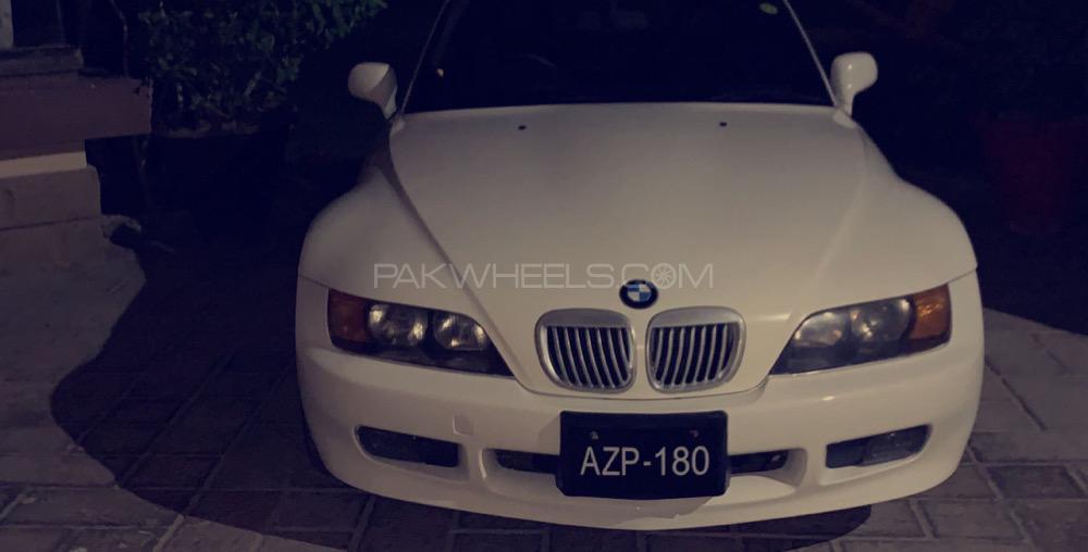 BMW Z3 - 1998  Image-1