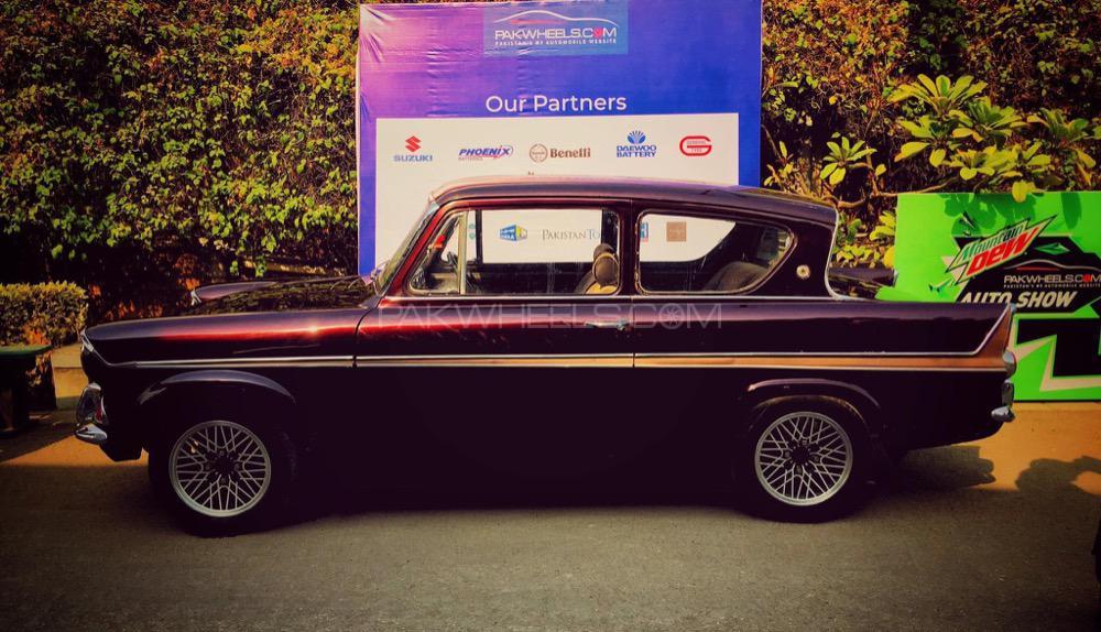 Ford Anglia - 1962  Image-1