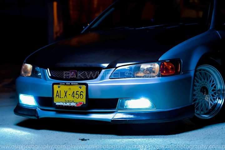 Honda Accord - 2002  Image-1