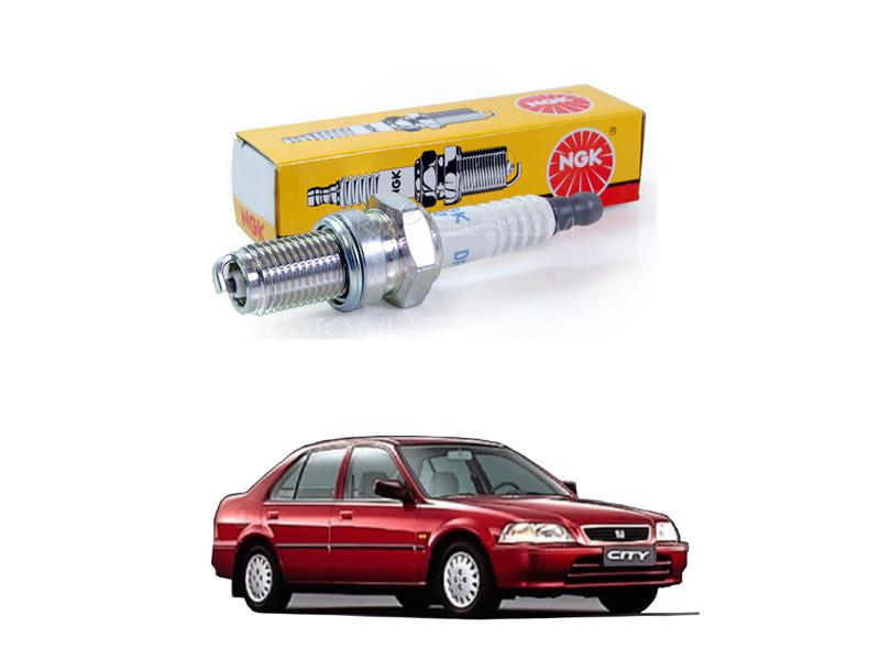 Honda City 1998-2003 Ngk Spark Plugs Bkr6ey-11 in Lahore