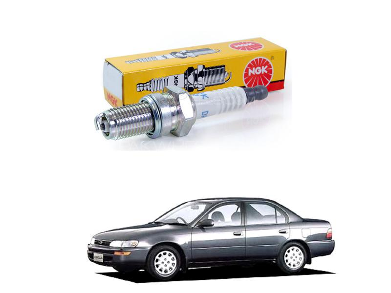 Toyota Corolla 1991-1995 Ngk Spark Plugs Bkr6ey-11 in Lahore