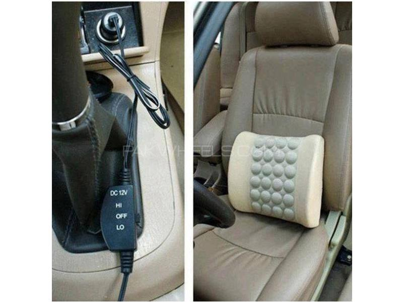 Universal Seat Massager - Beige Image-1
