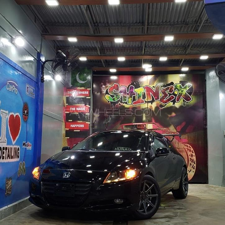 Honda CR-Z Sports Hybrid - 2011  Image-1