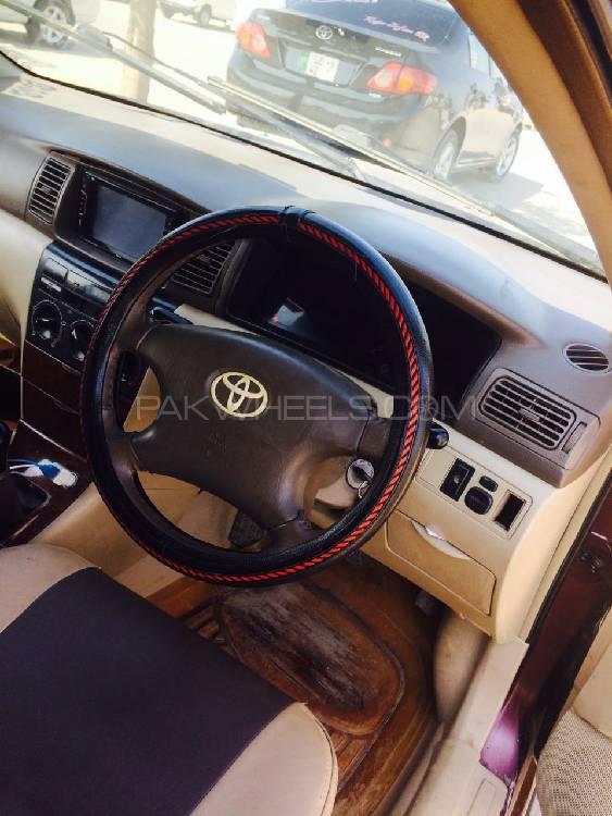 Toyota Corolla 2.0D Saloon 2005 Image-1