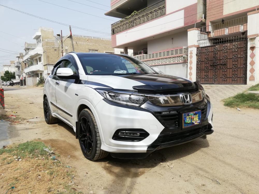 Honda Vezel - 2018  Image-1