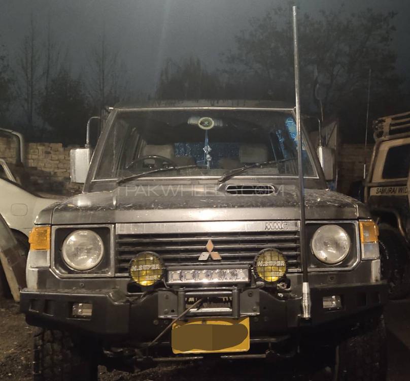 Mitsubishi Pajero - 1991 tango charli Image-1