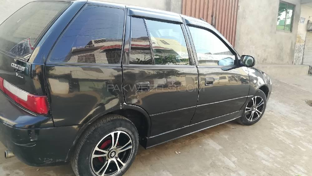 Suzuki Cultus - 2006 kaalo Image-1