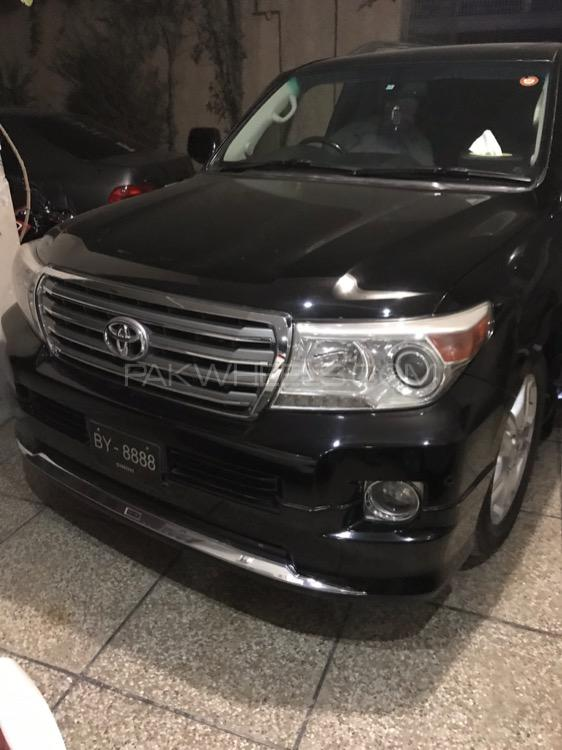 Toyota Land Cruiser - 2012  Image-1