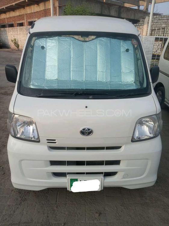 Toyota Pixis Van 2013 Image-1