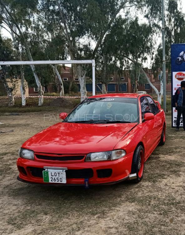 Mitsubishi Lancer Evolution - 1993  Image-1