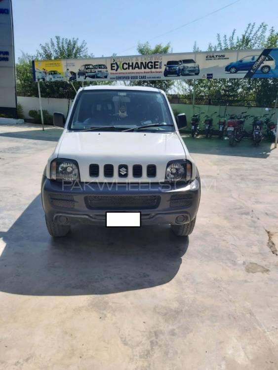 Suzuki Jimny JLDX 2012 Image-1