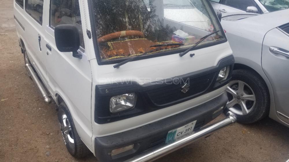 Suzuki Bolan 2014 Image-1