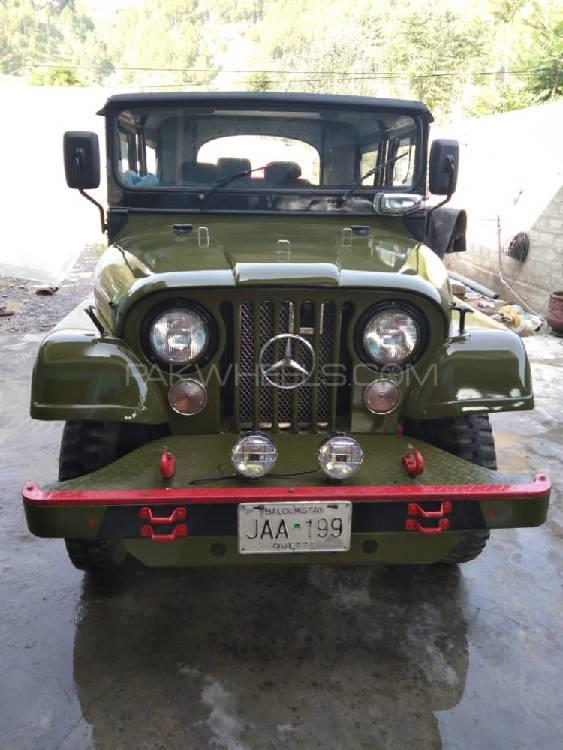 Jeep CJ 5 2.5 1974 Image-1