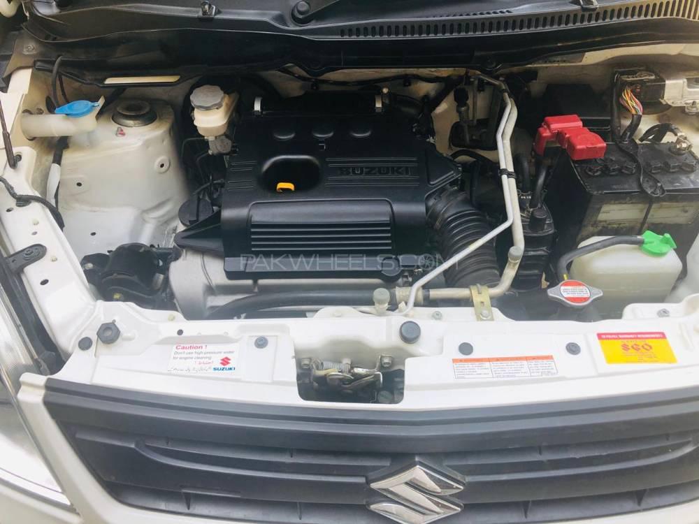 Suzuki Wagon R VX 2018 Image-1