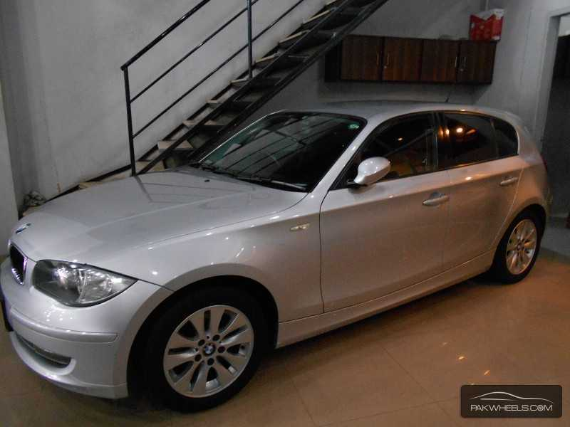 bmw 1 series 116i 2008 for sale in lahore pakwheels. Black Bedroom Furniture Sets. Home Design Ideas