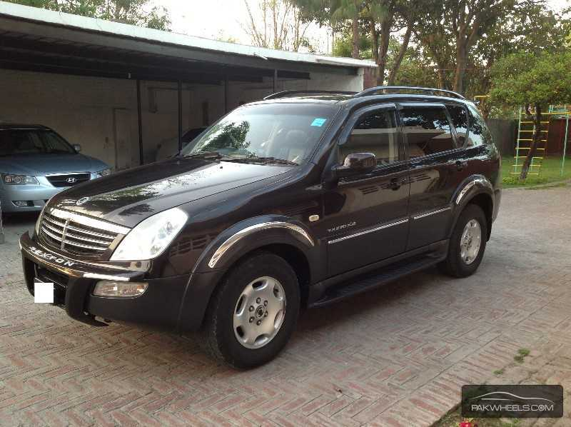 Used Ssangyong Rexton 2005 Car For Sale In Lahore 823864 Pakwheels