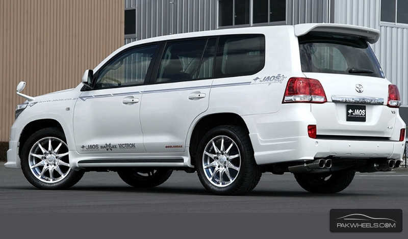 toyota land cruiser cars for sale in lahore verified car. Black Bedroom Furniture Sets. Home Design Ideas