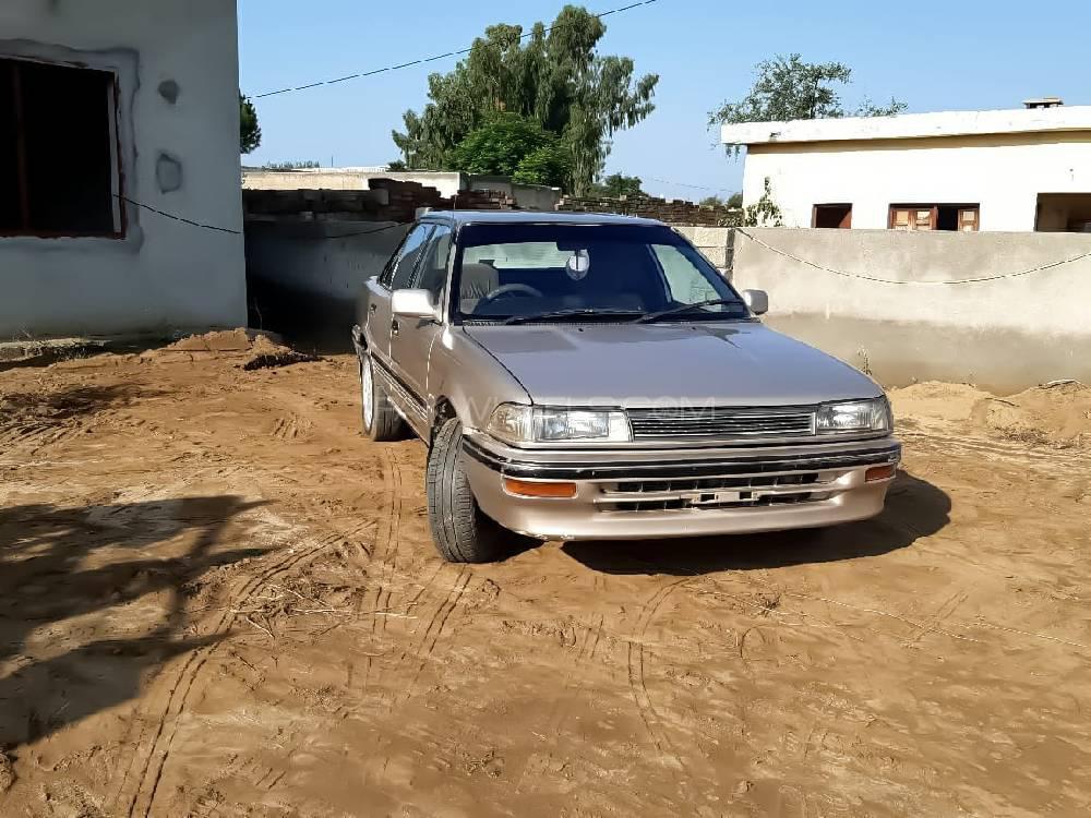 Toyota Corolla XL 1989 Image-1