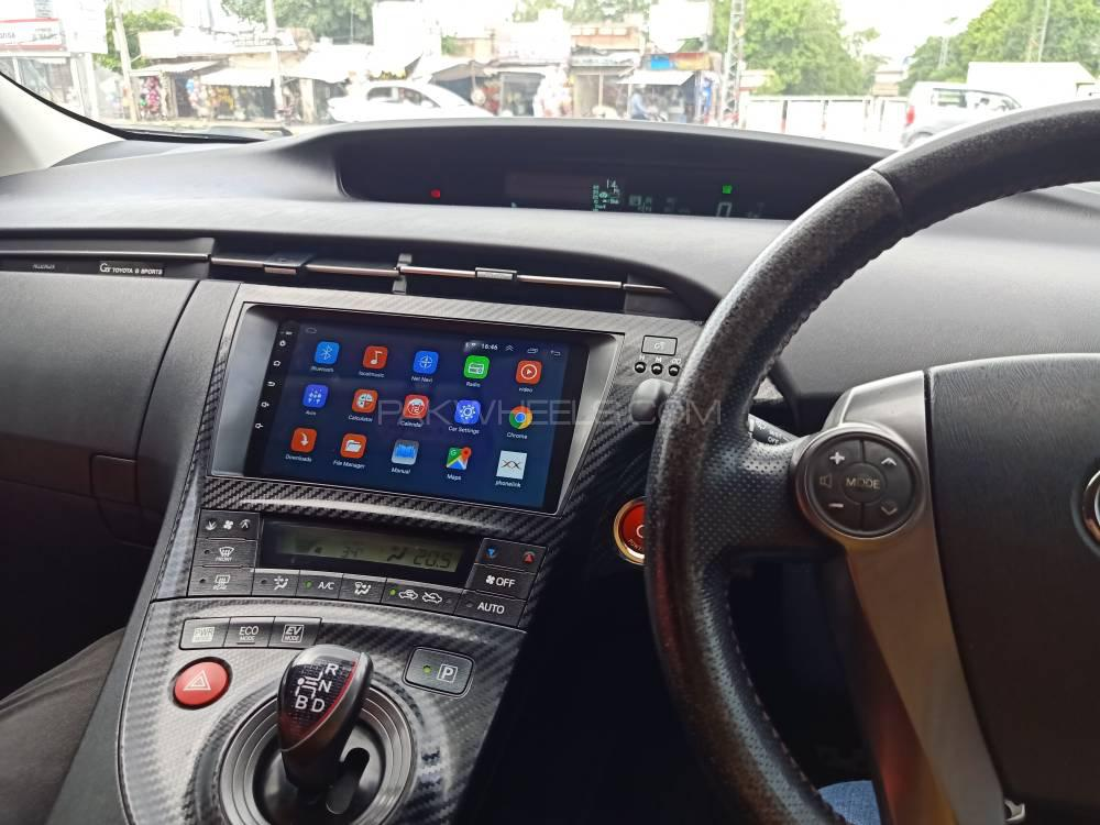 Android Navigation system for Toyota prius Image-1