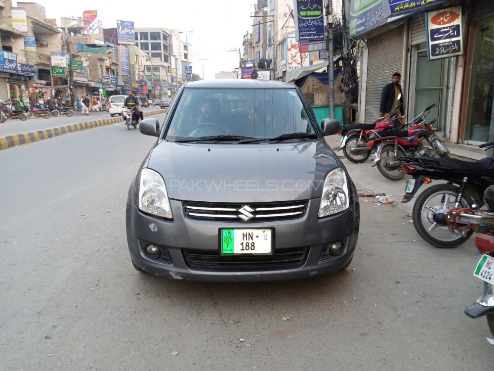 Suzuki Swift - 2012  Image-1